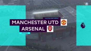 Man Utd vs. Arsenal
