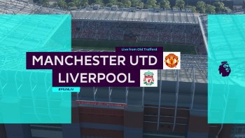 Man Utd vs. Liverpool – Barclays Premier League 2016-17 - CPU Prediction