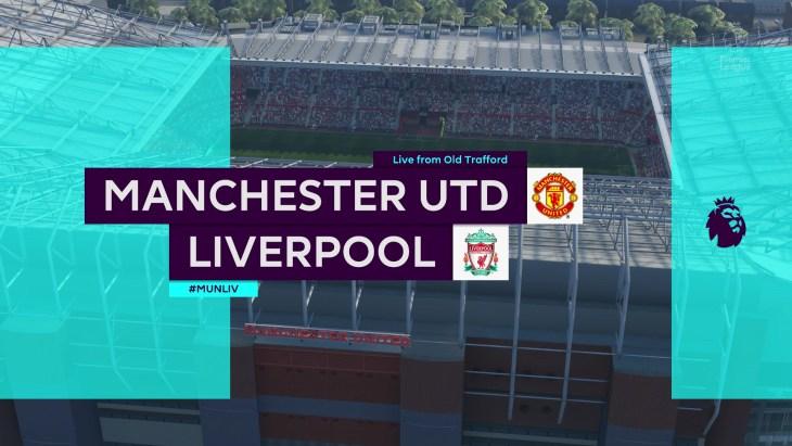 Man Utd vs. Liverpool – Barclays Premier League 2016-17 - CPU Prediction
