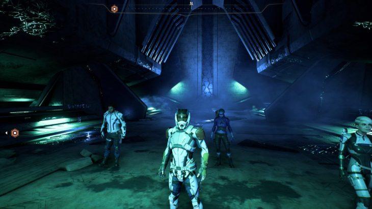 Mass Effect Eos Vault was great