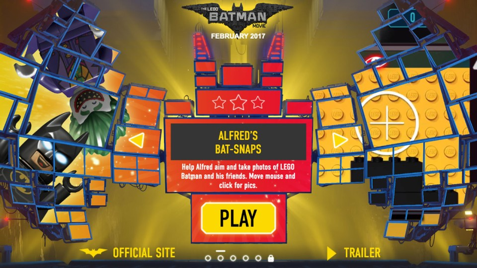 LEGO Batman: Five Games in One - The Koalition