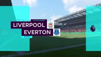 Liverpool Everton