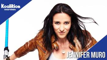 Becoming Her Own Superhero - An Interview with Disney's and DC's Writer Jennifer Muro