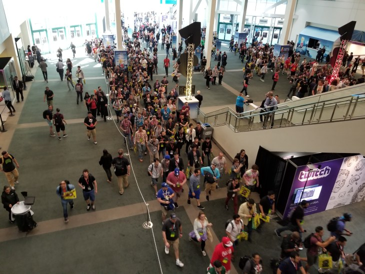 E3 2017 Neons