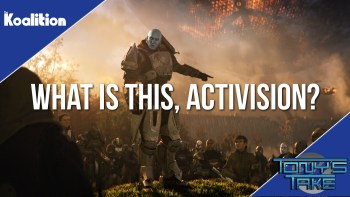 Activision Matchmaking Patent Entices Players to Buy Microtransactions | Tony's Take