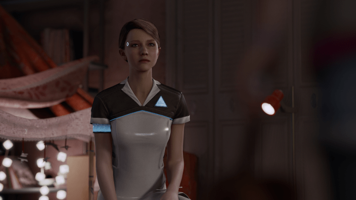 Detroit Become Human Kara