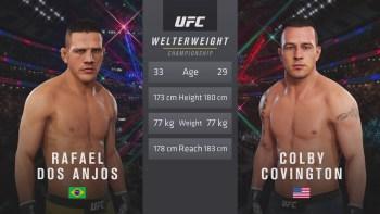 UFC 225: dos Anjos vs. Covington