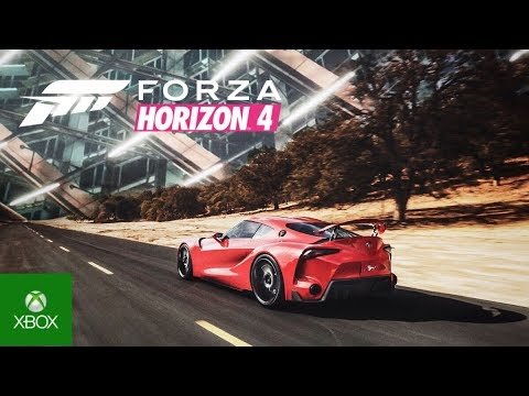 forza horizon 4 announced for xbox one pc the koalition. Black Bedroom Furniture Sets. Home Design Ideas