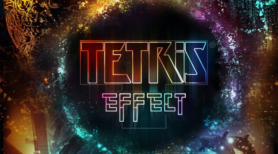 Tetris Effect PlayStation VR