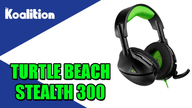 e731360cfff Turtle Beach Stealth 300 Gaming Headset Unboxing & Impressions - The ...