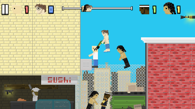 Getaway Shootout screenshot