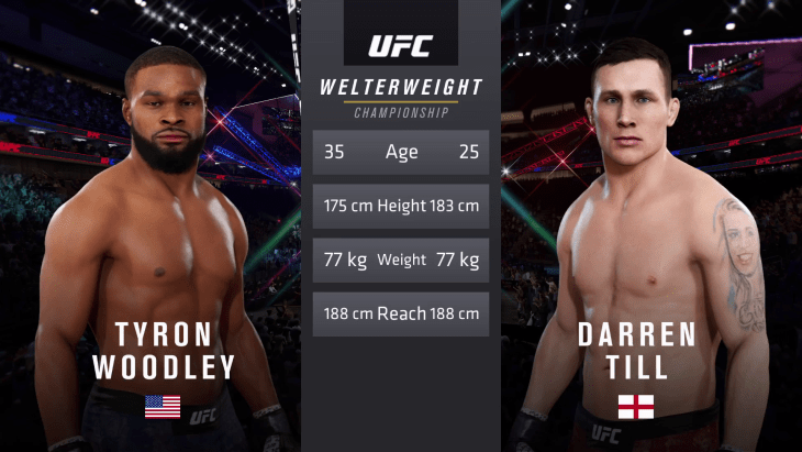 UFC 228: Woodley vs. Till - Welterweight Title Match - CPU Prediction - The Koalition