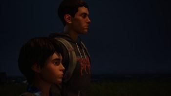 Sean and Daniel Life is Strange 2