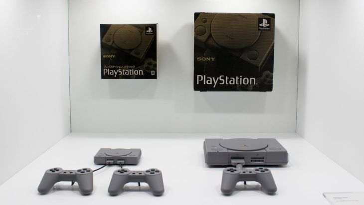 A list of PlayStation Classic games