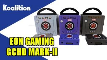 GCHD Mk-II Unboxing and Impressions