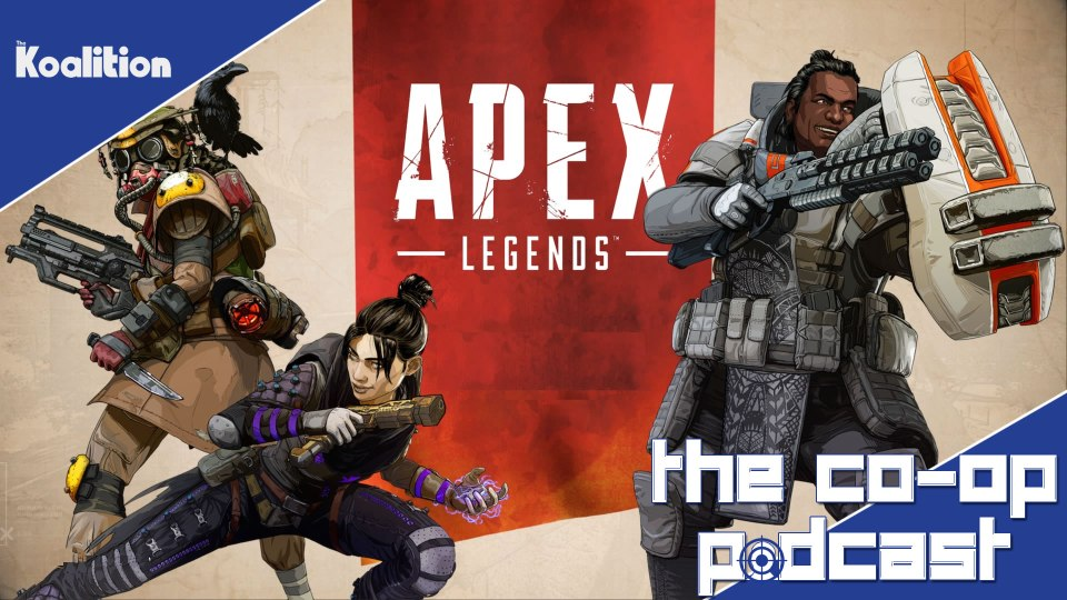 We discuss Apex Legends on this episode of the podcast