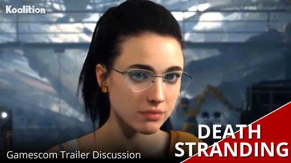 Death Stranding Gamescom 2019 discussion