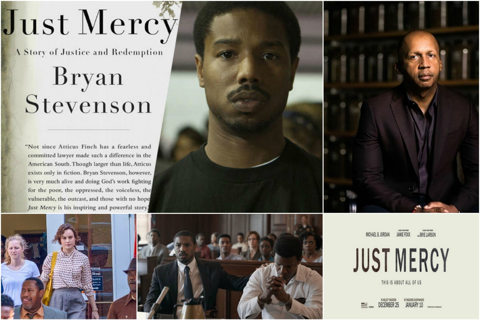 Tackling Prison Reform: An Interview With Just Mercy's