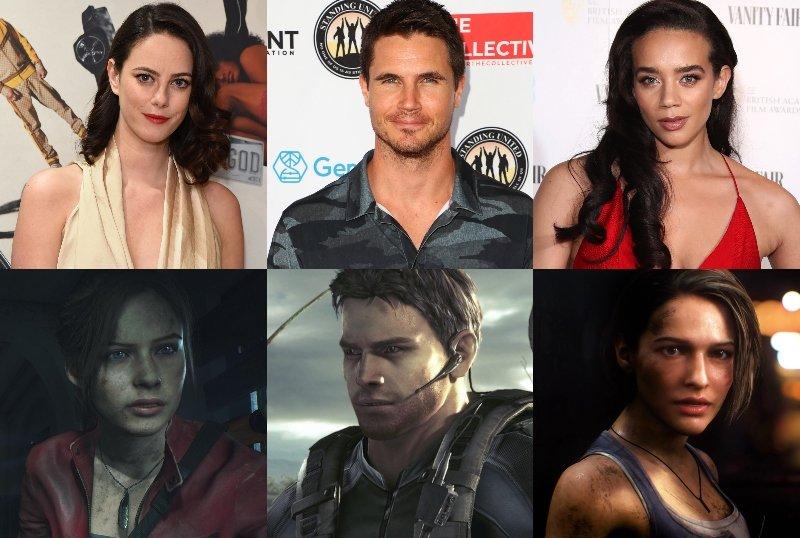 Resident Evil Reboot Origins Movie Cast Revealed - The Koalition