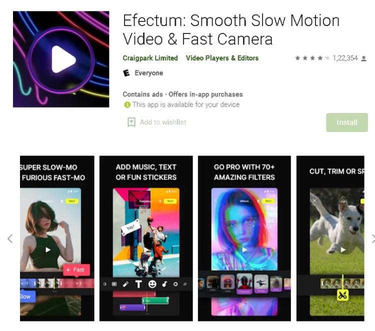 Best_5_slow_motion_video_app_Efectum