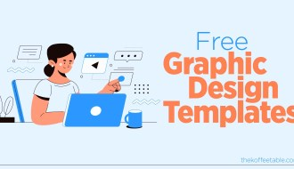 6 best free graphic design template