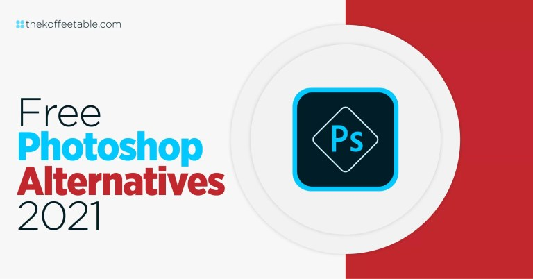 Free Adobe Photoshop Alternatives to Download in 2021
