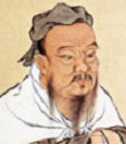 Image of Confucius
