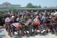 Qufu Wheelchair Donation