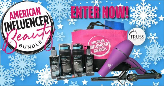AIA Winter Wonderland Beauty Giveaway