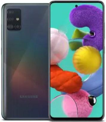 Turn Off Talkback on Samsung A51