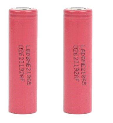 LG HE2 18650 Battery
