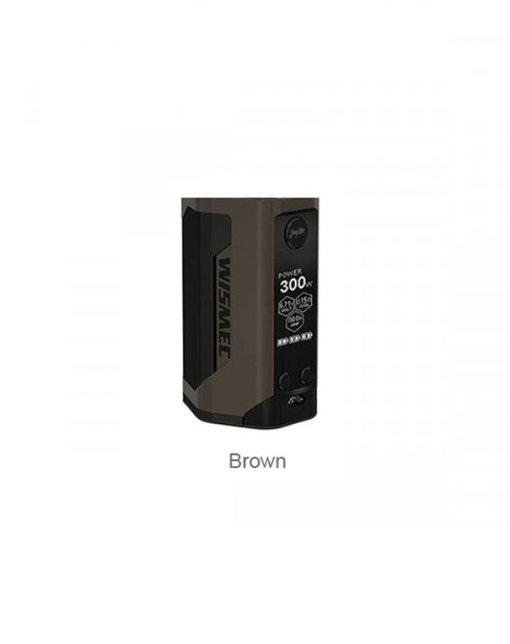 Wismec_Reuleaux_RX_GEN3-brown