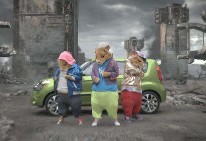 Amazing The Kia Hamsters ...