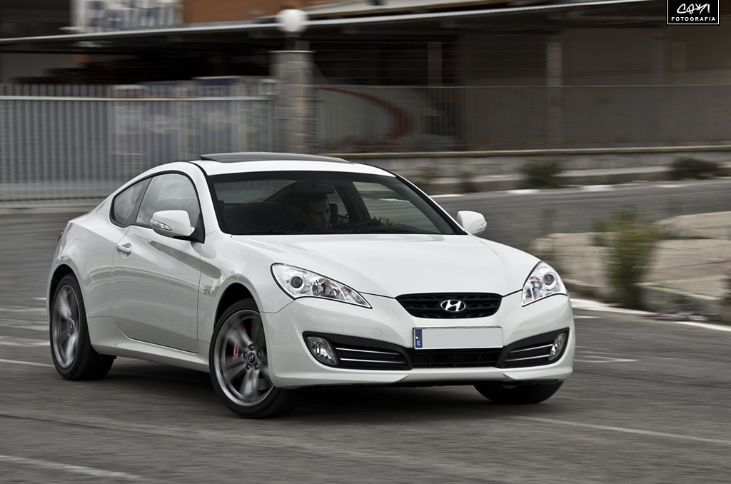 High Quality Released On October 13, 2008 For The Korean Market, The Hyundai Genesis  Coupe Was The First Rear Wheel Drive Sports Coupe Of The Korean Automaker.