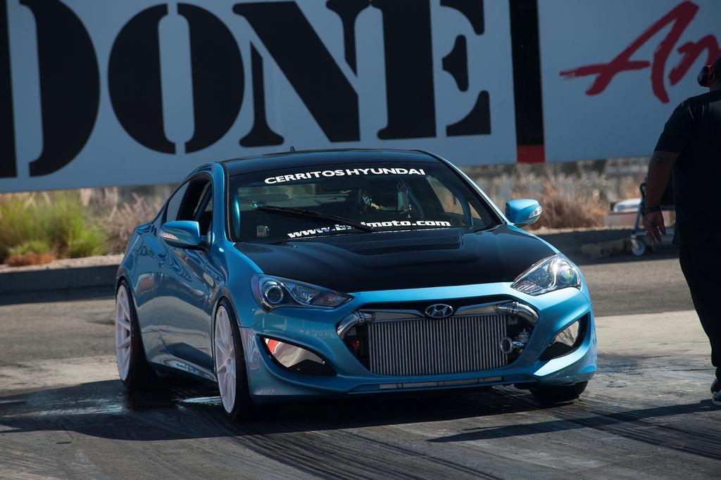 Hyundai And Bisimoto Create 1000 Hp Genesis Coupe W Video