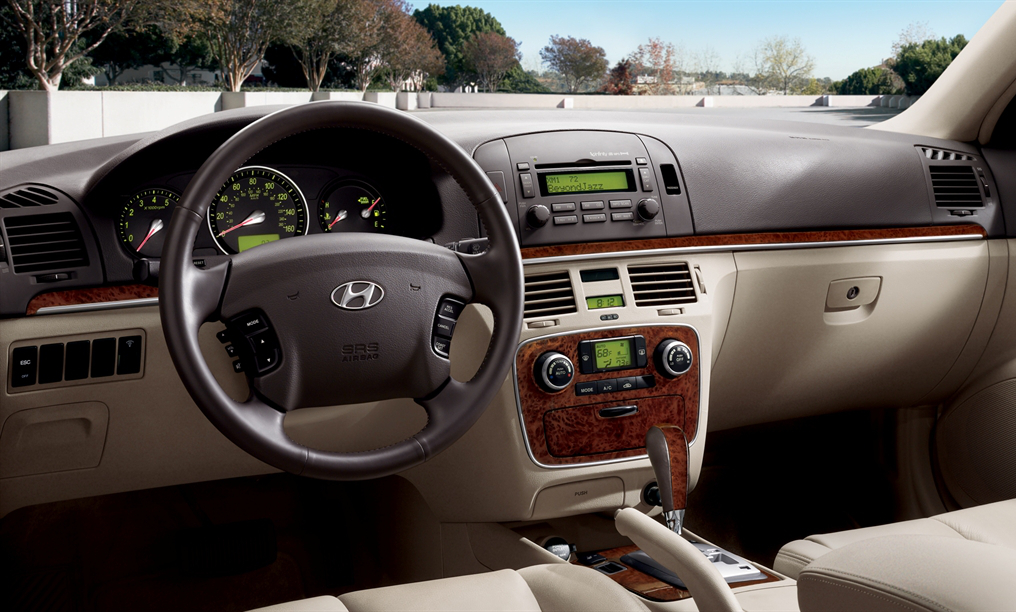 Story  Fifth Generation Hyundai Sonata  2004-2009