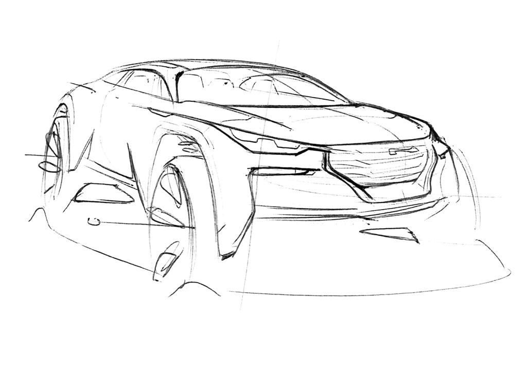 Hyundai Unveils Concept Car Intrado At 2014 Geneva Motor