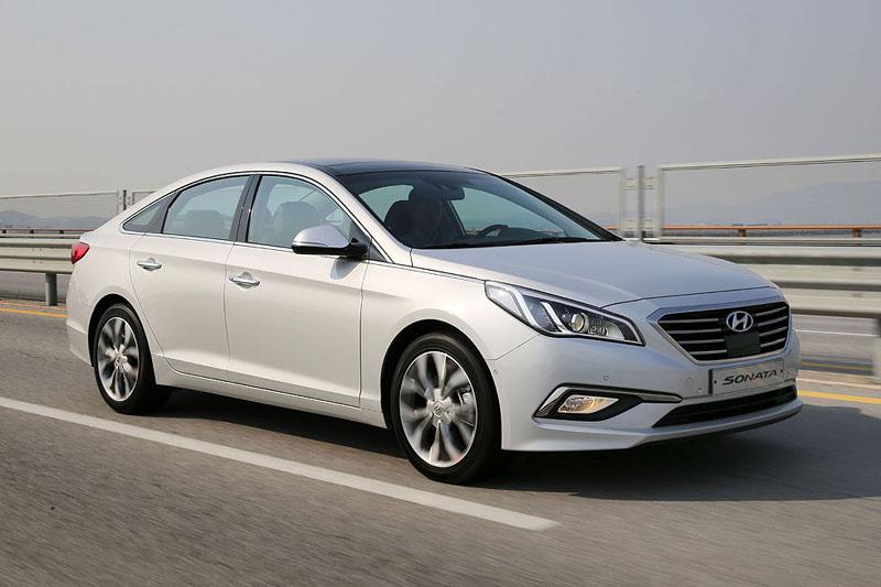 New Hyundai Sonata Passes 10 000 Mark In Monthly Sales