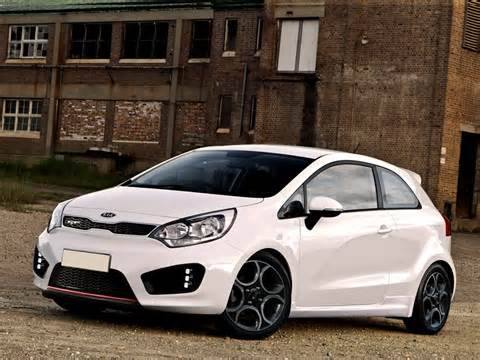 report kia rio to receive a facelift during 2015 not gt version planned the korean car blog. Black Bedroom Furniture Sets. Home Design Ideas