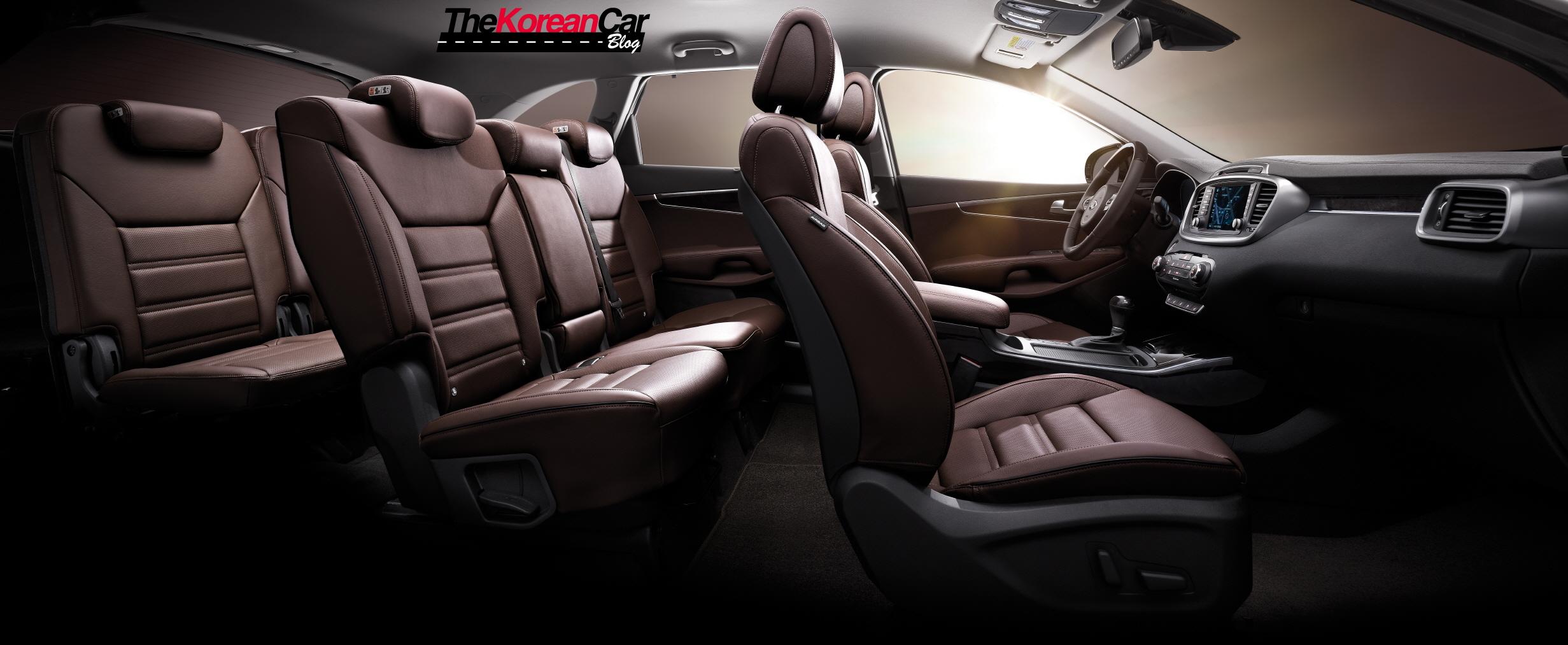 Exclusive Interior Pictures New Kia Sorento Thekoreancarblog (2)