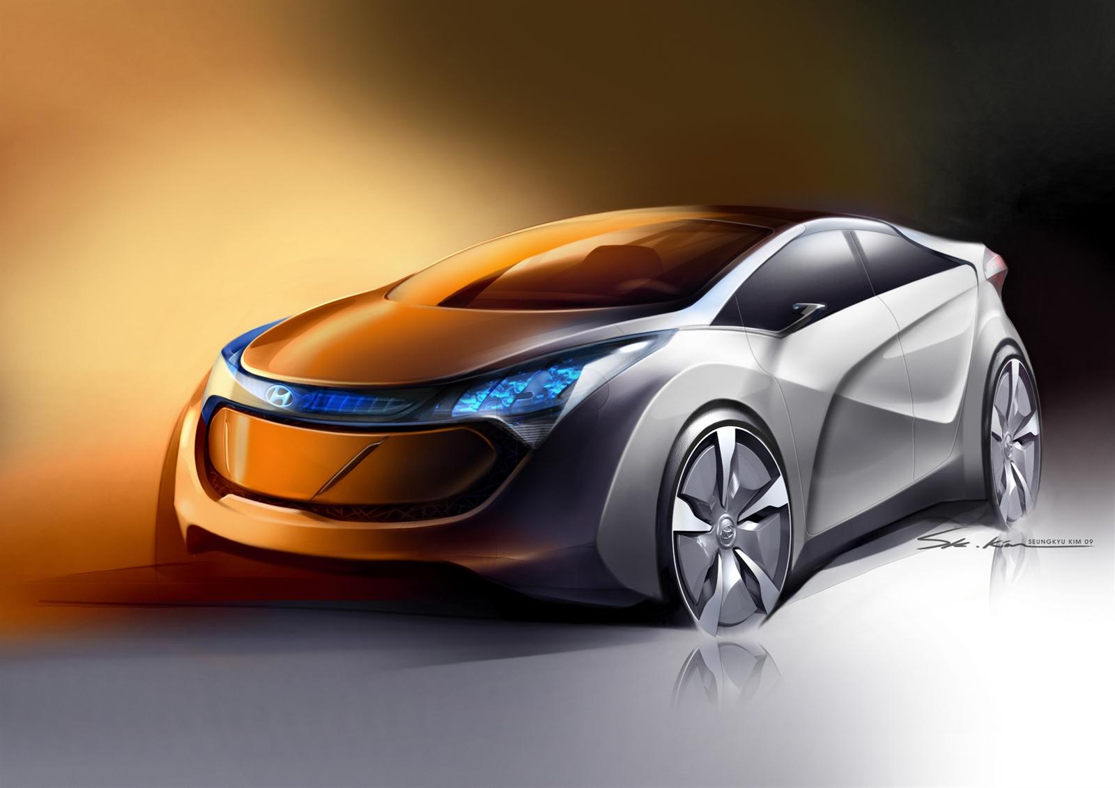 Hyundai\'s Future Cars Line-Up Until 2018 - The Korean Car Blog