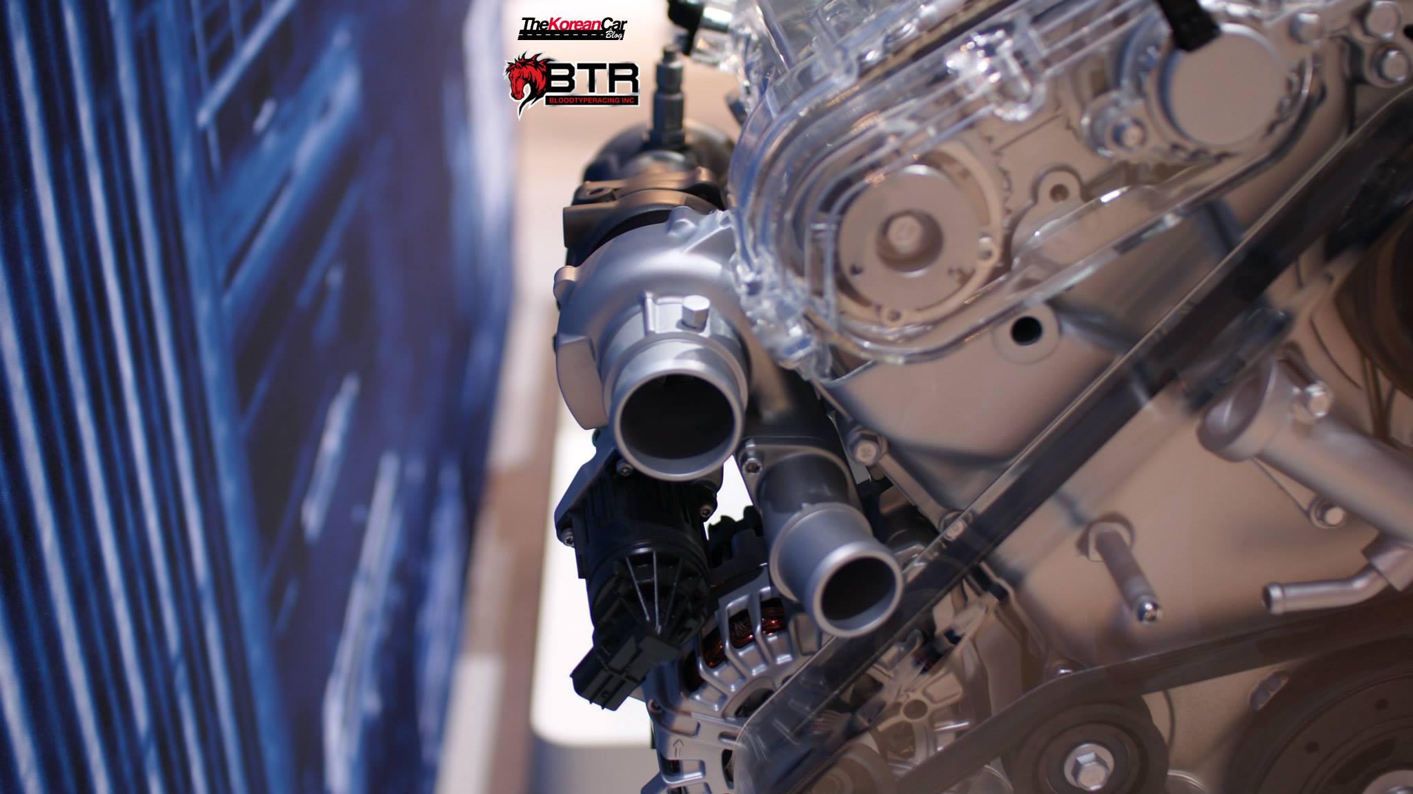 Hyundai Turbo Engine Diagram Wiring Libraries Gdi Exclusive 3 V6 Korean Car Blog