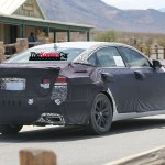 Hyundai Genesis Sedan Turbo Spied for the First Time (9)