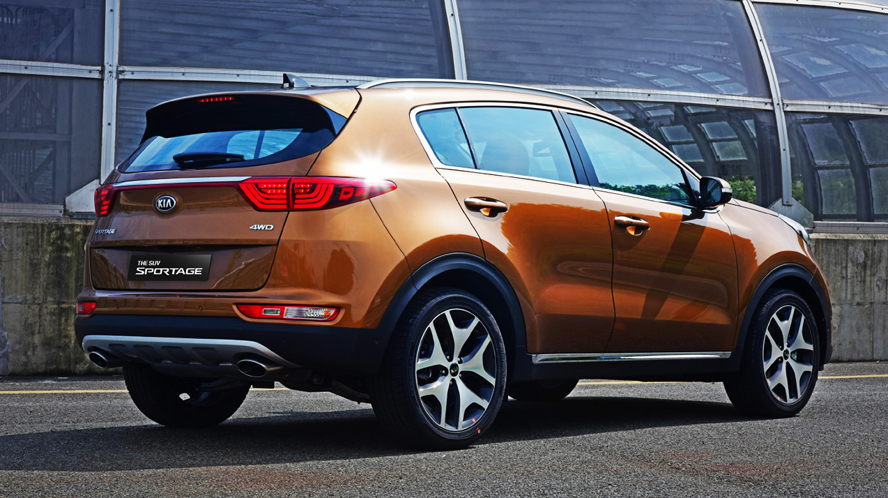 photos si kia review images sportage petrol caradvice loading