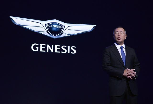 genesis brand