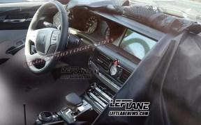 genesis g90 interior spied (3)