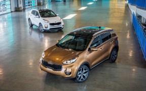 Kia October sales