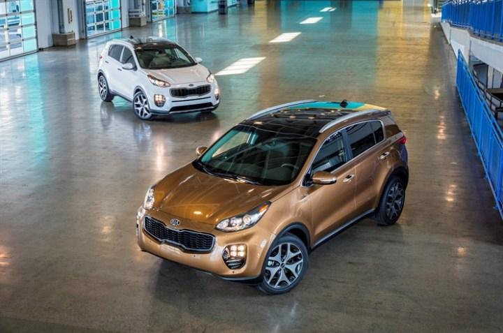 Kia Motors November Sales