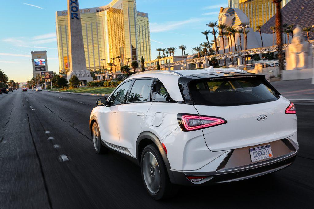 Hyundai Launched NEXO The Fuel Cell SUV Korean Car Blog