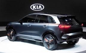 Kia Niro EV Concept 3